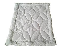 Одеяло евро, силиконовое Овал, сатин (195х215 см.)