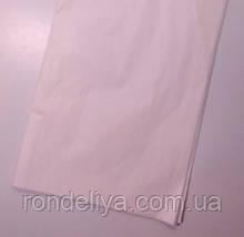 Бумага тишью (папиросная) 50х50см  50 листов розовая