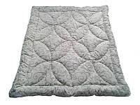 Одеяло евро облегченное, силиконовое Орнамент, бязь (195х215 см.)