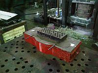 Модельная оснастка для литья металлов в песчано-глинистую смесь