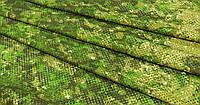 Подкладка сетка  трикотажная камуфляж