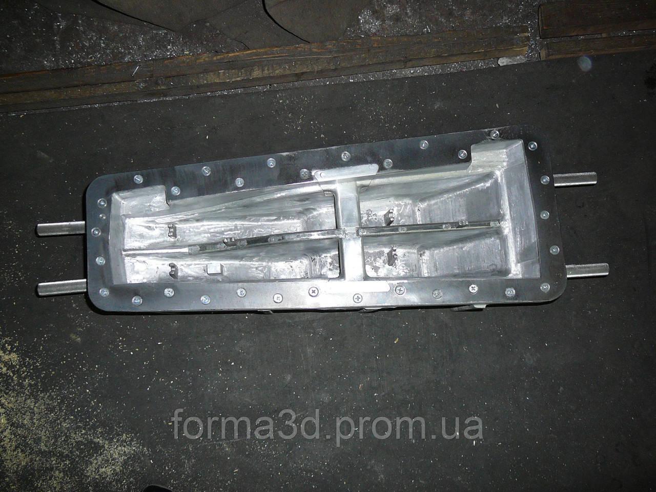 Модельная оснастка для литья ХТС (холодно твердеющие смеси)