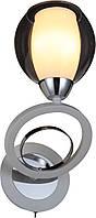 Бра Altalusse INL-9322W-01 White & Chrome