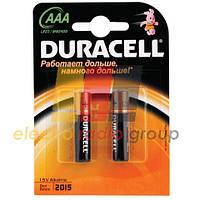 Батарейка Duracell AAA, LR3