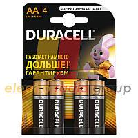 Батарейка Duracell АА, LR6