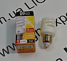 Энергосберегающая лампа LightOffer  9W E27 4000K, фото 2