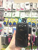 Чехол силиконовый для Samsung Galaxy S3 i9300, чёрный