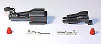 KET, AMP разъемы, проводка и переходники для наборов ксенон
