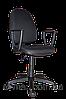 [ Кресло Jupiter GTP sonata C-11 Black + Подарок ] Офисное кресло для персонала