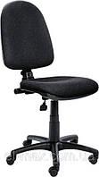 [ Кресло Jupiter GTS C-11 Black + Подарок ] Офисное кресло для персонала ткань Cagliari черный