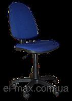 [ Кресло Jupiter GTS C-27 Blue + Подарок ] Офисное кресло для персонала ткань Cagliari синий