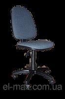 [ Кресло Jupiter GTS C-38 Grey + Подарок ] Офисное кресло для персонала ткань Cagliari серый