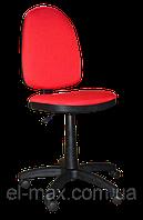 [ Кресло Prestige GTS C-16 Red + Подарок ]  Офисное кресло для персонала ткань Cagliari красный