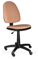 [ Кресло Prestige GTS C-4 Beige + Подарок ] Офисное кресло для персонала ткань Cagliari бежевый