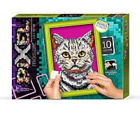 Набор для творчества Мягкая мозаика Pixel Danko Toys, фото 1