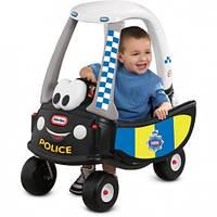 Машинка каталка самоходная Полиция