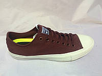 Кеды Converse All Star Original 2 бордовые