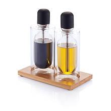Набор для заправки салатов XD Design Pip oil & vinegar set