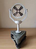 Трегер со светоотражающей маркой (отражателем) для теодолитов