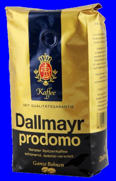 Німецький кави в зернах Dallmayr Prodomo 100% Арабіка, 500г