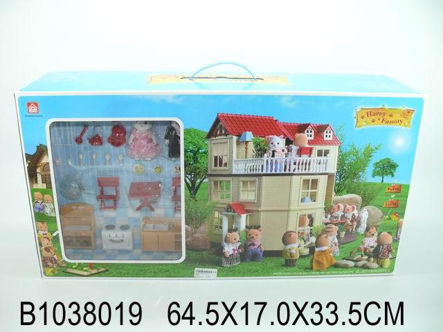 Домик Happy Family 012-10