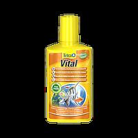 Витаминизированый кондиционер Tetra Aqua Vital 100 ml на 200 л.