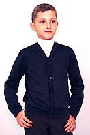 Жакет для мальчика трикотажный М-971 рост 116-152