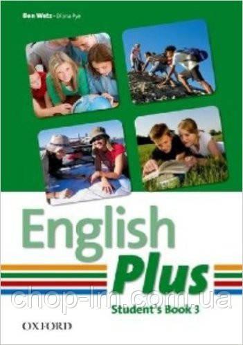 """English Plus 3 Student's Book (Учебник/підручник по английскому языку, уровень 3) - Интернет - магазин """"chop-lm"""" в Одессе"""