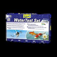 Набор тестов для воды мини лаборатория Tetra Water Test Set
