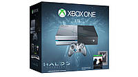 Приставка MICROSOFT XBOX ONE 1TB LIMITED EDITION HALO5 GUARDIANS BUNDLE (KF6-00058)