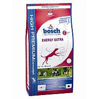 Bosch (Бош) Energy Extra (15 кг) корм для собак с высокой физической нагрузкой и собак вольерного содержания