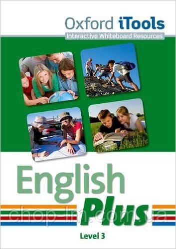 English Plus 3 iTools (полный интерактивный курс, уровень 3)