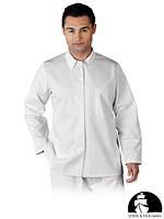 Защитная блуза с длинными рукавами, застегивающаяся LH-FOOD+JBU W