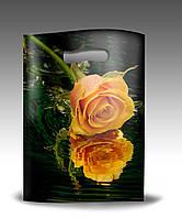 """Пакет Банан """"Роза на воде"""""""