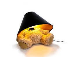 """Нічник """"Ведмедик Тедді"""" Suck UK Teddy Bear Lamp"""