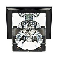 Светильник декоративный Feron JD55 JCD9 прозрачный, серый Max. 35W, Feron