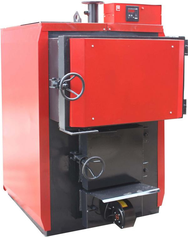 Промышленный котел длительного горения BRS Comfort 400 (БРС Комфорт 400) с автоматикой