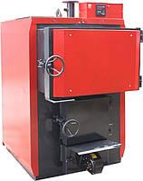 Промышленный твердотопливный котел длительного горения BRS Comfort 80 (БРС Комфорт 80) с автоматикой