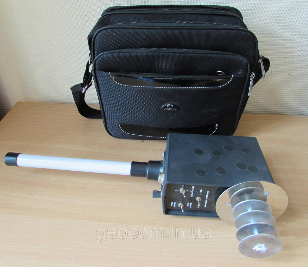 ВЕГА-10 для пошуку підземних порожнин