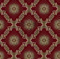 Ковролин в классическом стиле leopard 13506-210