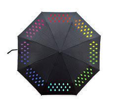 Зонтик, который меняет цвета Suck UK Umbrella, фото 2