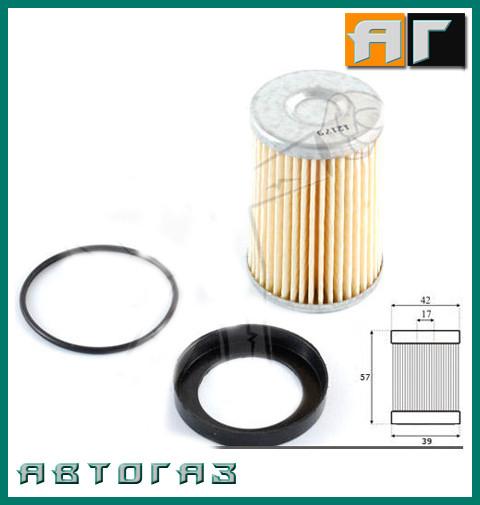 Фильтр жидкой фазы BRC с орингами к BRC KN-107