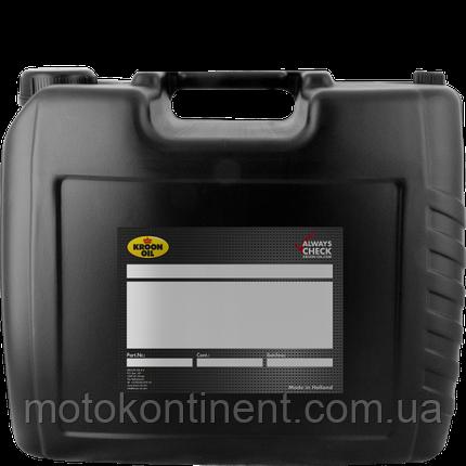 Моторное масло KROON OIL Dieselfleet CD+ 15W-40 минеральное для дизельных двигателей 20л KL31052, фото 2