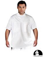 Защитная блуза с короткими рукавами LH-FOOD_JSSWB W