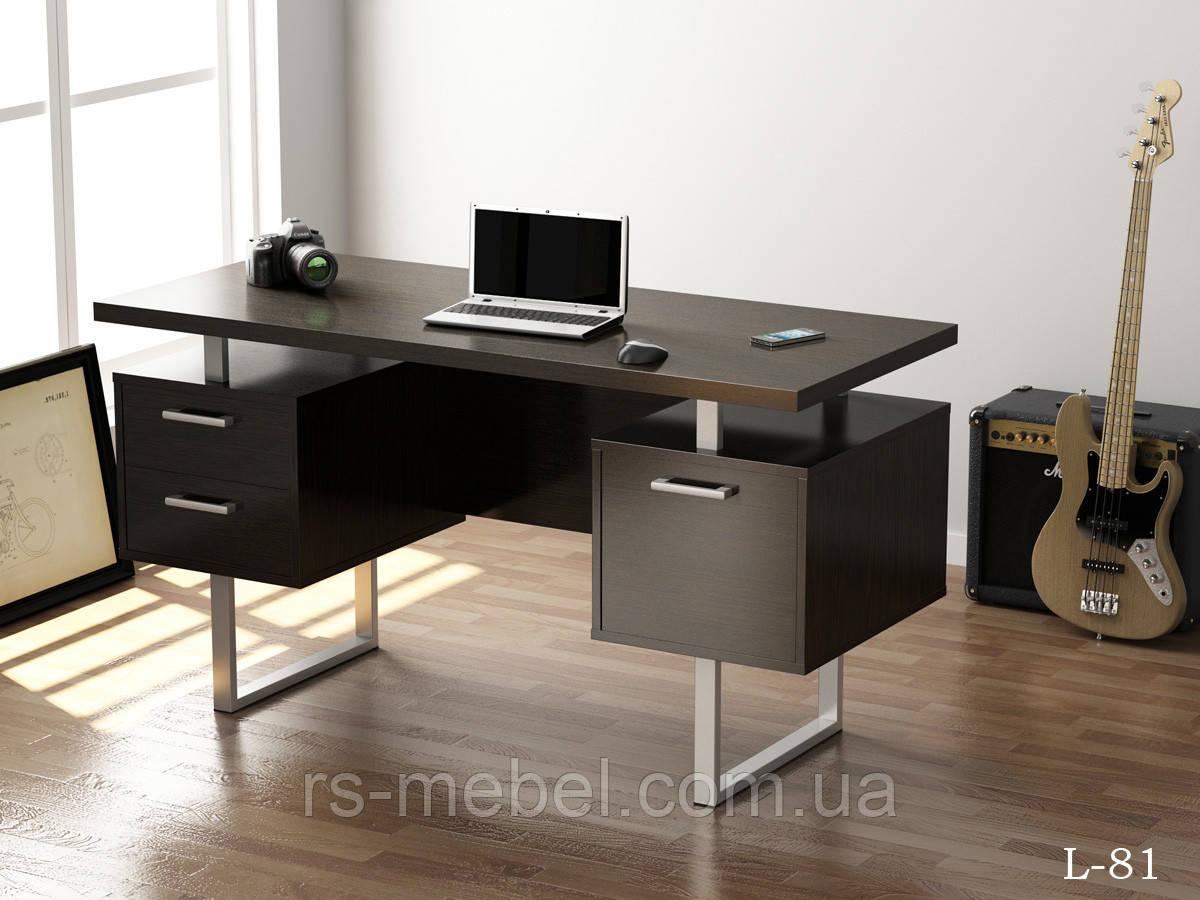 Стол компьютерный L-81 (Loft design)