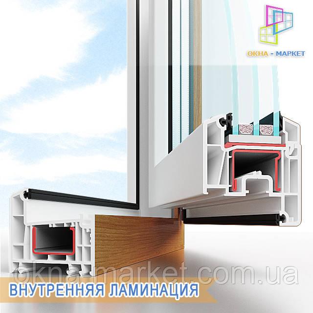 Внутренняя ламинация. Цветные окна Киев