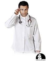 Блуза защитная с длинным рукавом, застегивающаяся LH-HCL_JBU W