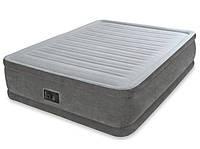 Велюр кровать 102-203-46 со встроенным насосом 230в