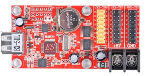 Контроллер для led P10 дисплея BX5UL USB