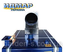 Твердотопливный котел Идмар ЖК-1, мощностью 17 кВт, фото 3